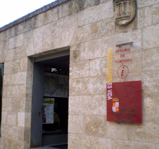 Para el psoe el cierre de la oficina de turismo de ciudad for Oficina de turismo de castilla y leon